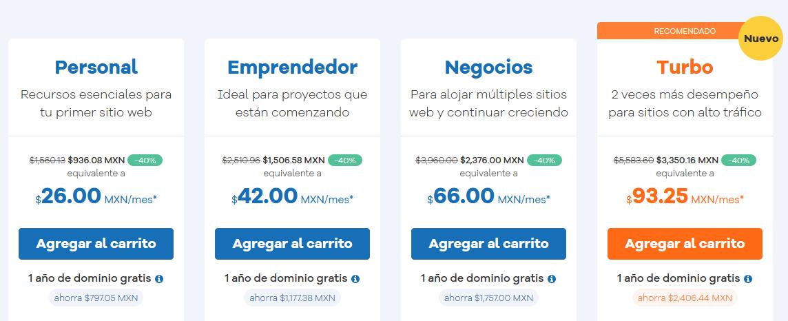 cúpon hostgator mexico - cupones hostgator mexico - planes servicios - web hosting