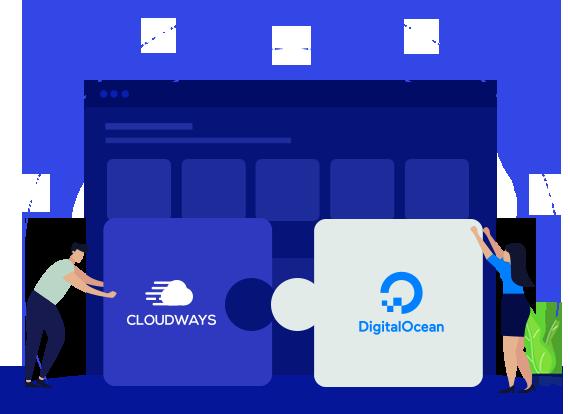 Cupones Web Hosting - cloudways hero image DO