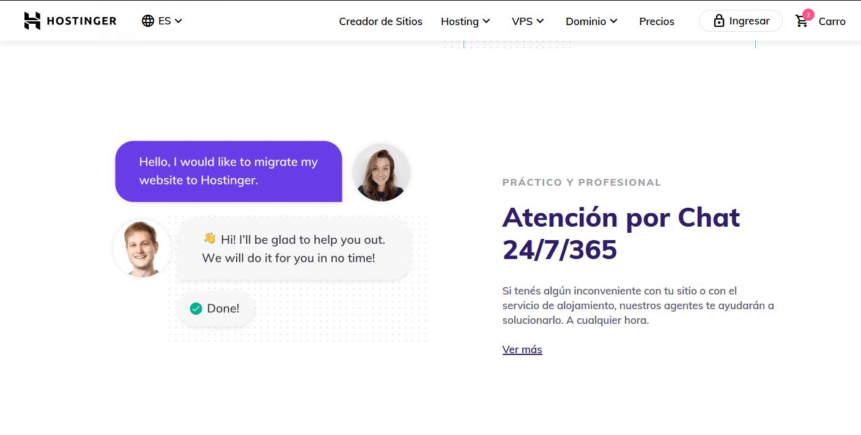 cupones hostinger argentina descuentos - Hosting Argentina Rápido y Potente - soporte en español