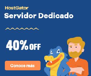Cupones Web Hosting - cupón Hostgator Colombia Descuento Dedicado