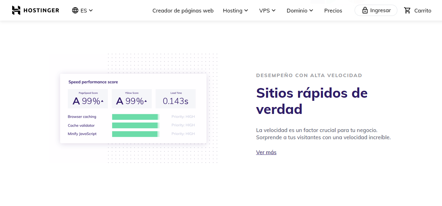 cupón hostinger colombia - wordpress hosting