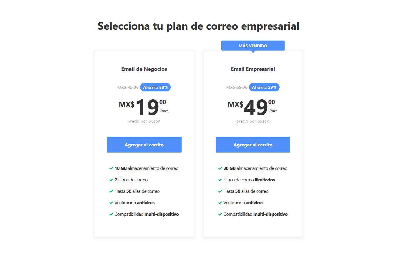 cupones hostinger mexico - cupón hostinger mexico - Correo Empresarial - Correo Empresarial Con Tu Dominio