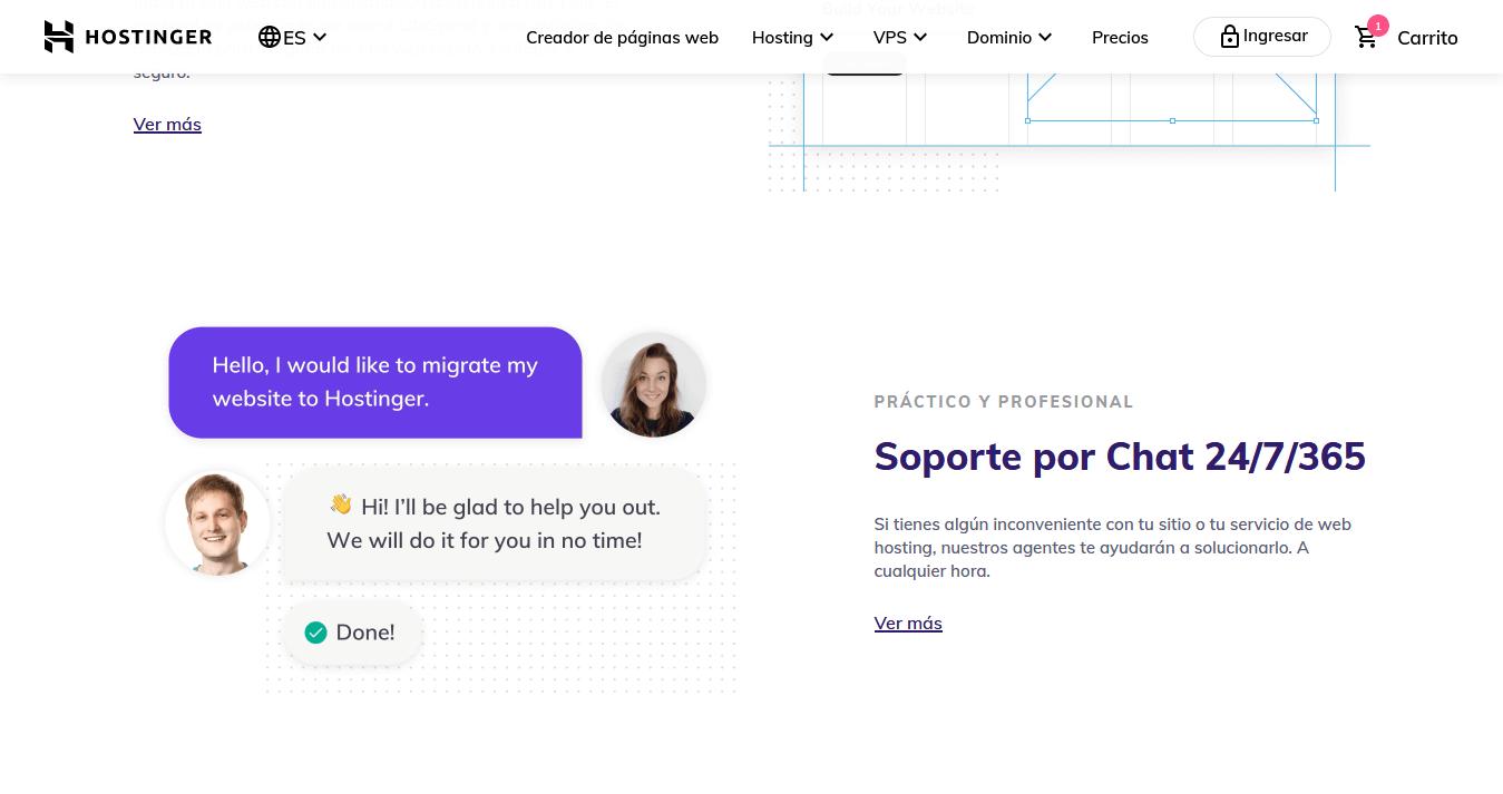 cupones hostinger mexico - cupón hostinger mexico - soporte español