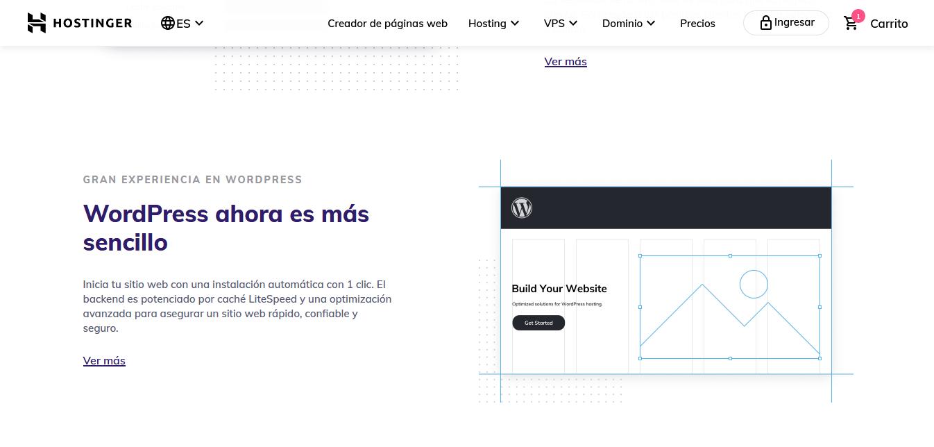 cupones hostinger mexico - cupón hostinger mexico -wordpress hosting