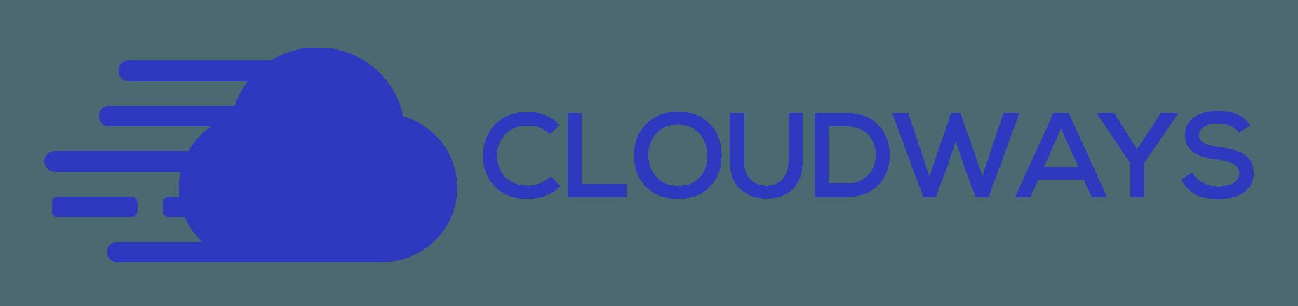 Cupones Web Hosting - cloudways logo 2